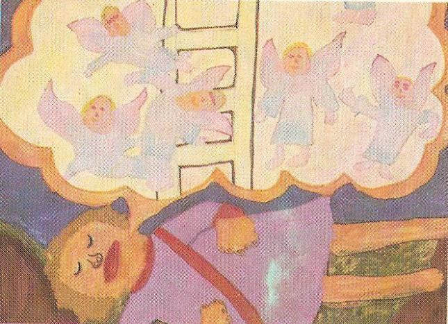 Το όνειρο του Ιακώβ (Λυν Ζονενσάιν 11 χρ. Καίηπ Τάουν Ν.Αφρική)